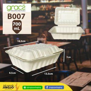 กล่องใส่อาหาร Gracz B007