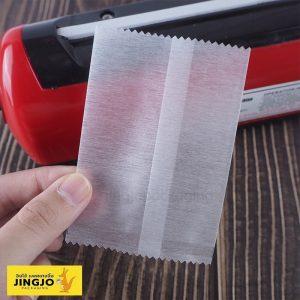 ถุงคุกกี้ ถุงใส่ขนม ถุงใส่คุกกี้ ซองซีล ซองซีลขอบหยัก ถุงสบู่ ขอบหยัก สกรีน สกรีนถุง งานสกรีน